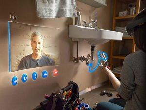 Компьютер для лица