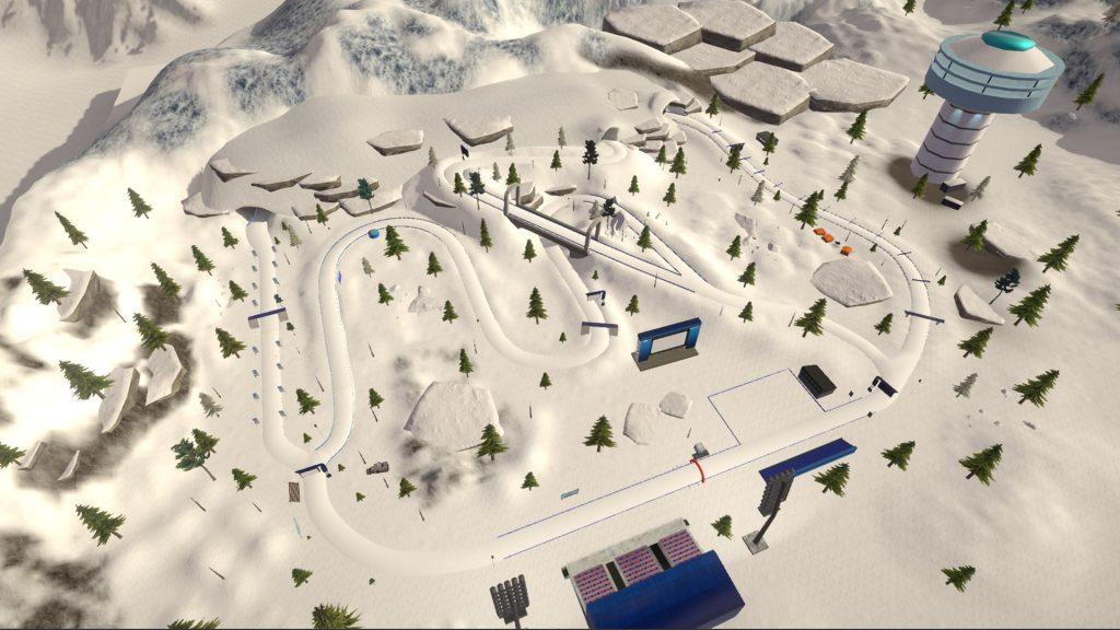 О нашей новой игре biathlonvr