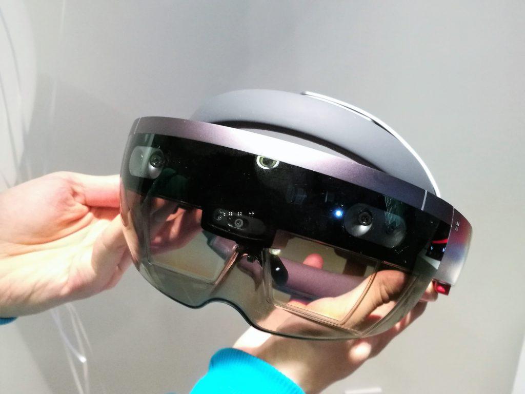 Дополненная реальность позволит слепым людям «слышать» окружающие их предметы