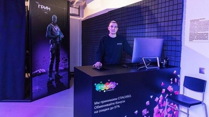 Сбербанк открывает сеть кинотеатров виртуальной реальности