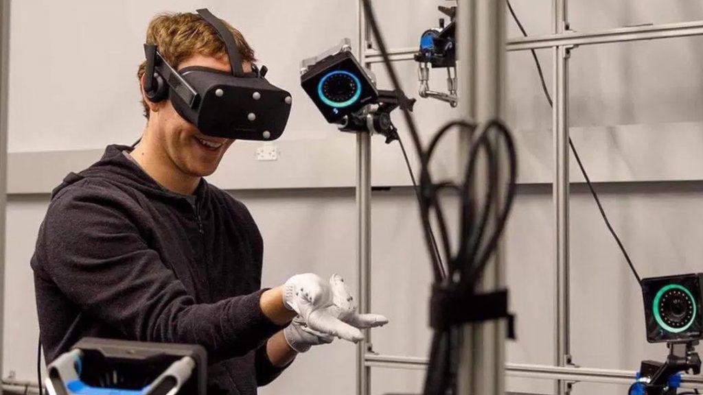 Ощутить предметы в виртуальной реальности