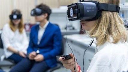 Обучение российских школьников виртуальной реальности не за горами
