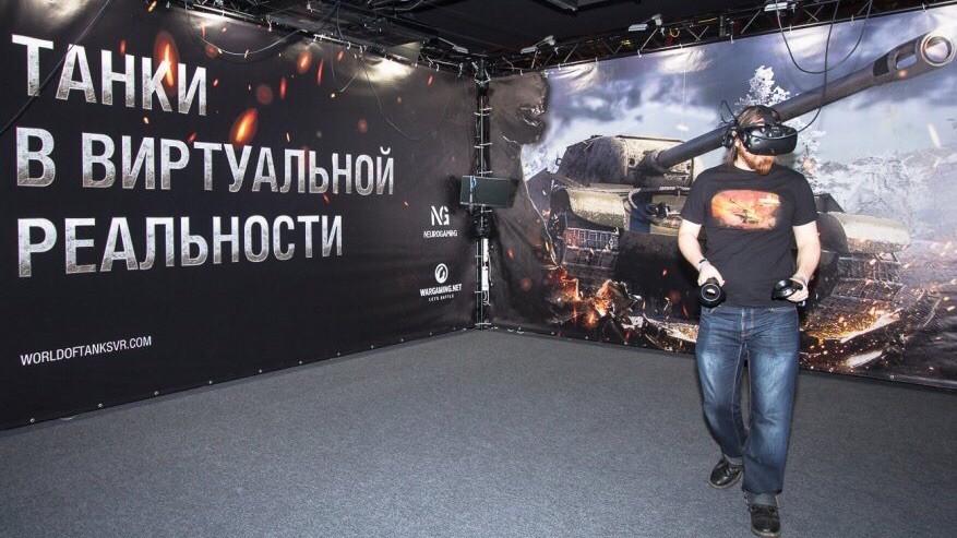 Ко Дню Защитника Отечества небольшой обзор легендарной игры, уже год как ставшей виртуальной