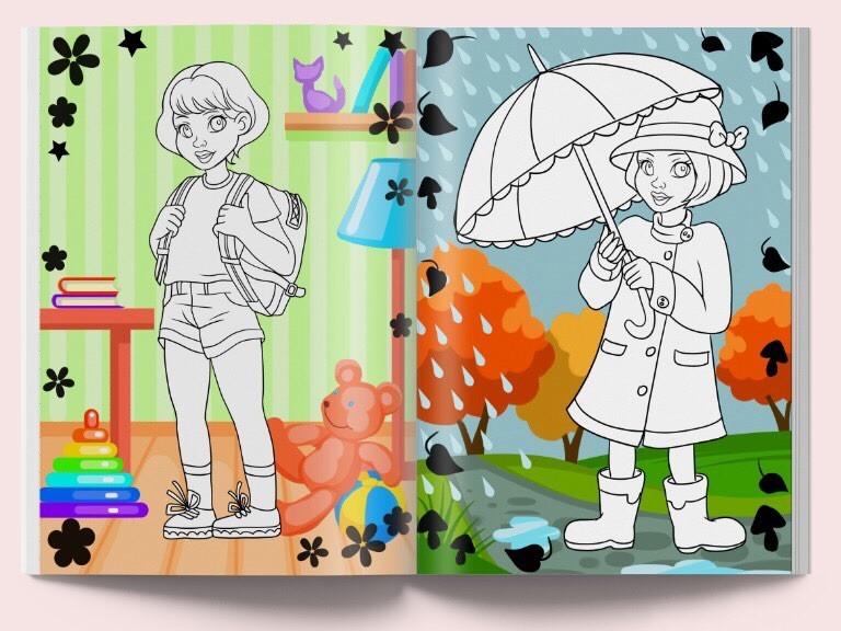 Прекрасный подарок для любимых детей: 3D-раскраски Оживашки!