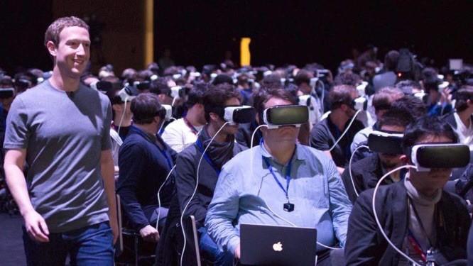 Facebook впервые проведёт VR-трансляцию конференции F8