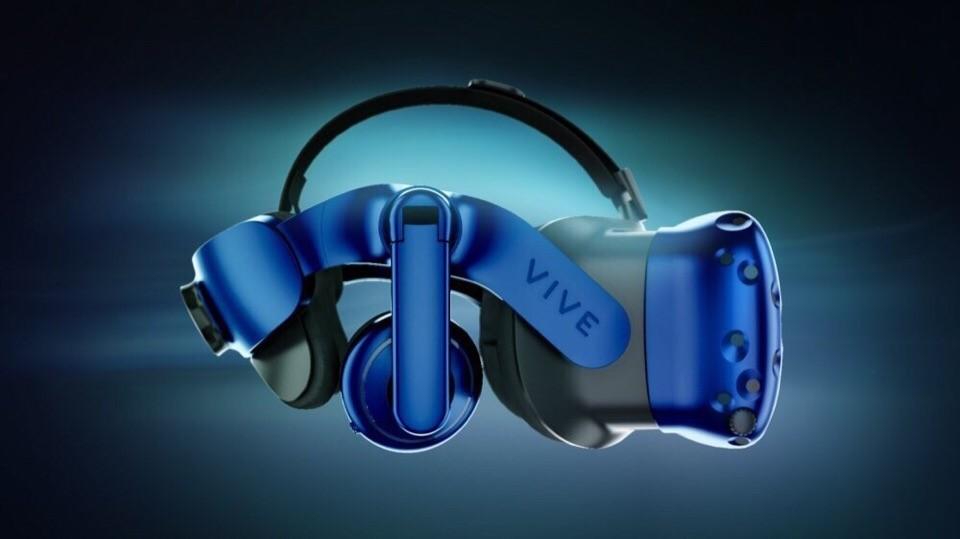 Vive Pro Eye от HTC сертифицированы FCC