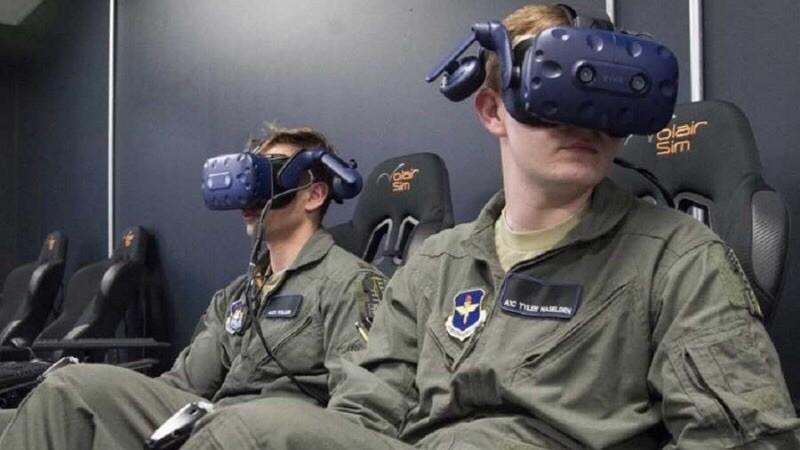 Военные летчики будут обучаться в виртуальной реальности