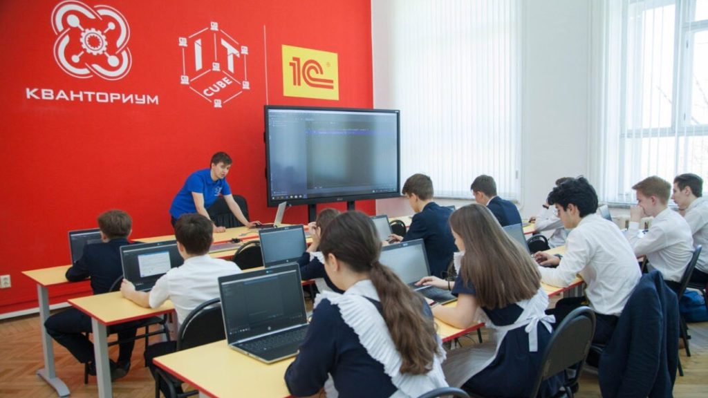 Дагестанские дети научатся создавать виртуальную реальность