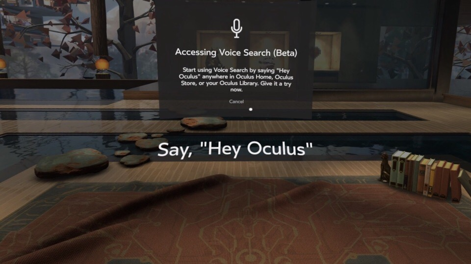 Facebook снова создаёт голосового помощника для VR/AR реальности