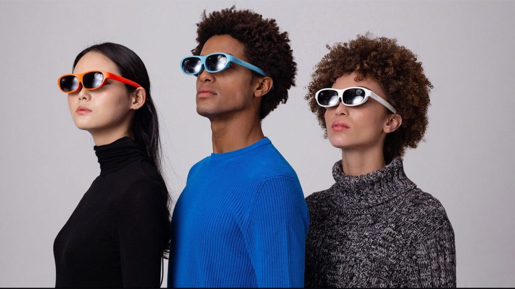 Nreal Light – AR-очки, похожие на солнцезащитные очки
