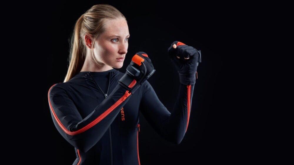 Manus VR анонсировала линейку VR-перчаток Manus Prime Series