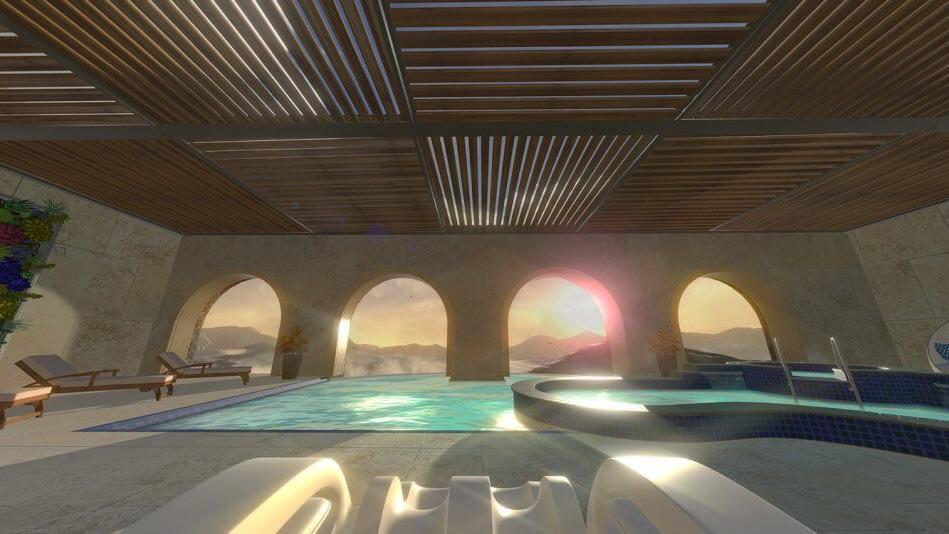 В США появился первый в мире центр массажа в виртуальной реальности