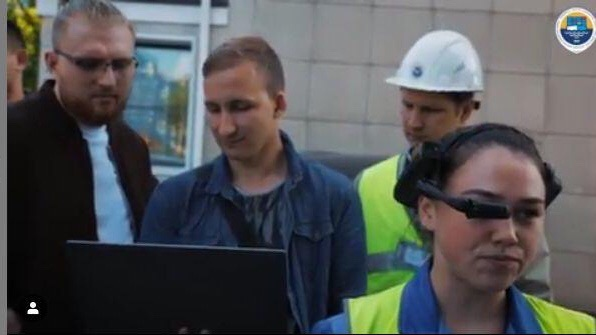 Сотрудники морского торгового порта Владивостока будут работать в очках дополненной реальности
