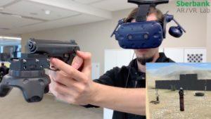 Сбербанк тренирует своих сотрудников в виртуальной реальности
