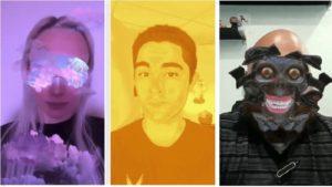 Теперь можно создавать AR-маски для инстаграм-сторис