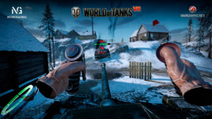 World of Tanks VR будет доступна на плтаформе ImpulseVR