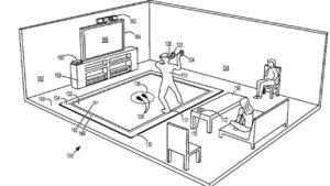 Microsoft патентует VR-ковер