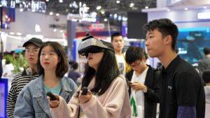 В Восточном Китае началось строительство VR-посёлка