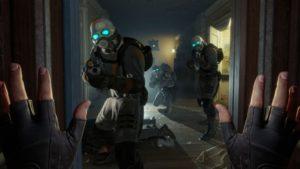 Первый трейлер новой Half-Life для VR-шлемов от Valve