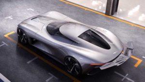 В Jaguar создали суперкар для виртуальной реальности