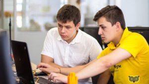 Онлайн-курс для школьников от московского детского технопарка
