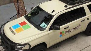 Военный внедорожник от Microsoft
