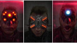 В инстаграме появились AR-маски Cyberpunk 2077