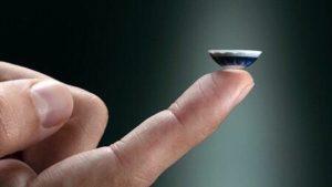 Появились первые контактные AR-линзы