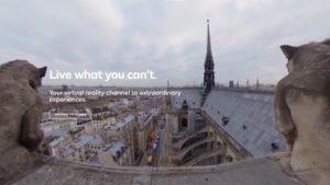 VR-фильм о соборе Нотр-Дам