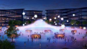 Toyota построит «умный» город