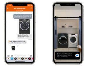 Пользователи iPhone и iPad теперь могут делать покупки в дополненной реальности